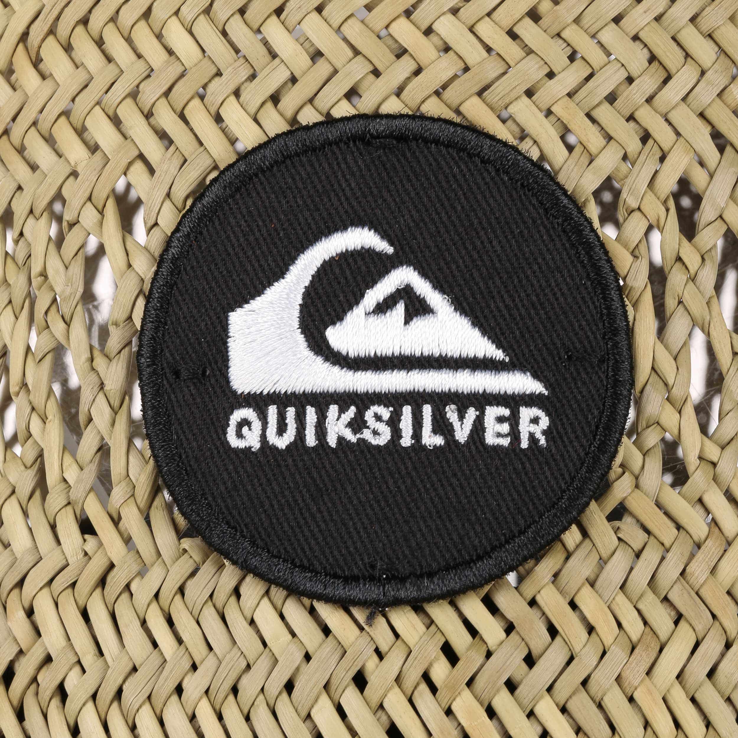 ... Sombrero de Paja Lifeguard Pierside by Quiksilver - natural 3 ... 639321926df