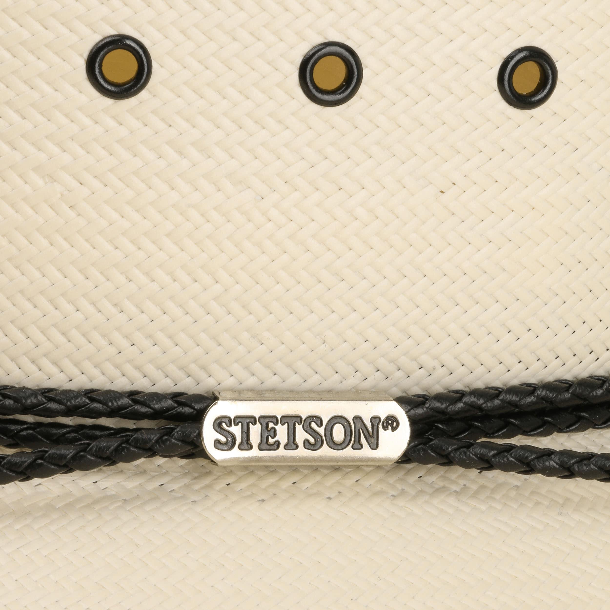 ... Sombrero de Paja Oeste Comfort 10X by Stetson - blanco crema 3 ... 193a10c4199