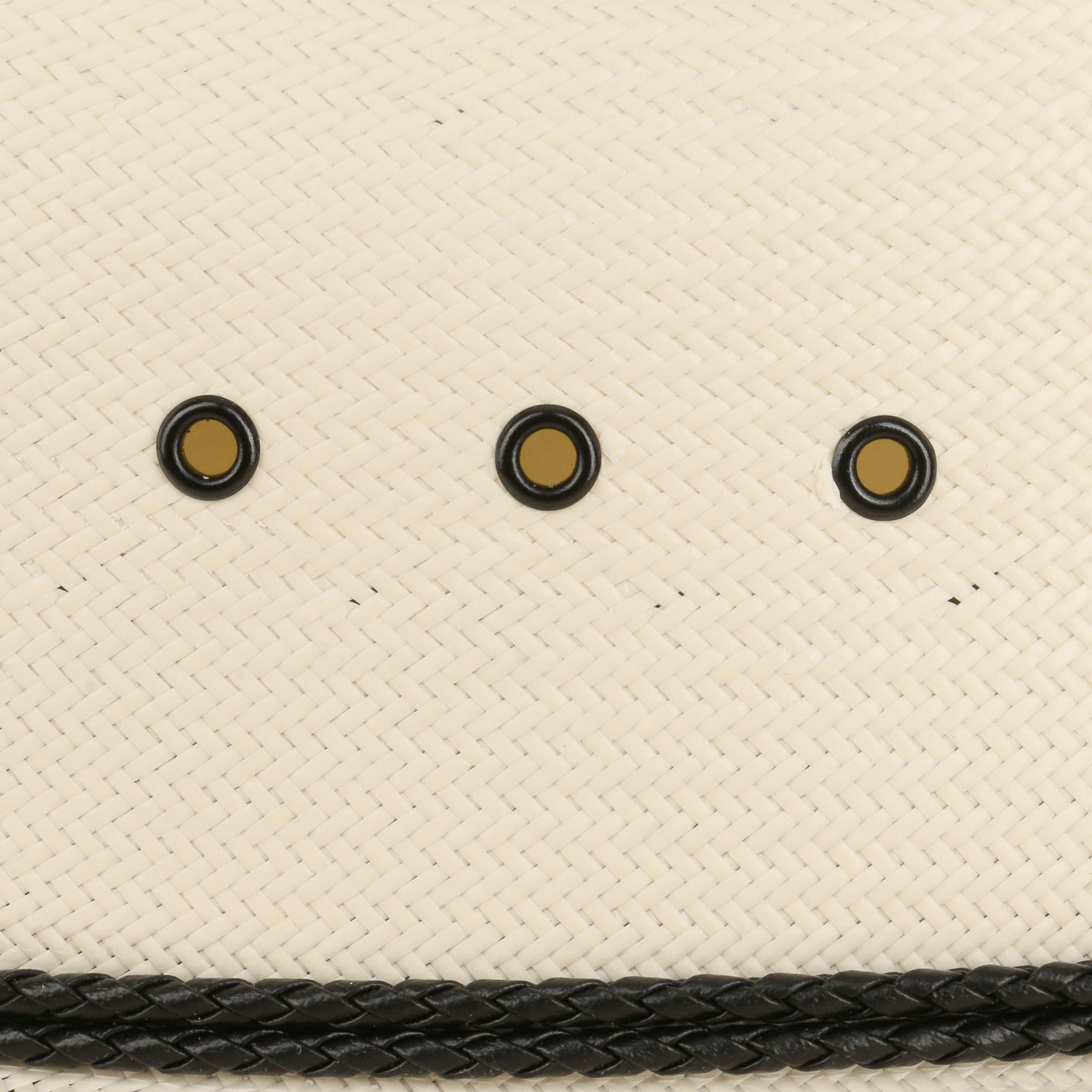 ... Sombrero de Paja Oeste Comfort 10X by Stetson - blanco crema 4 ... 904d73cd488
