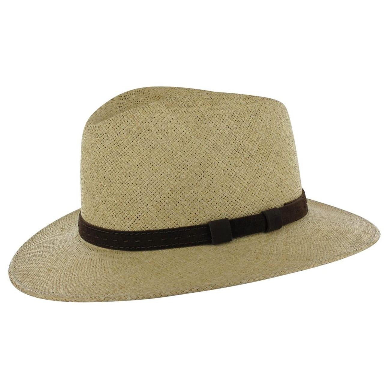 Sombrero de Paja Panamá Torcido by Lierys - Sombreros - sombreroshop.es 841f468fe9a