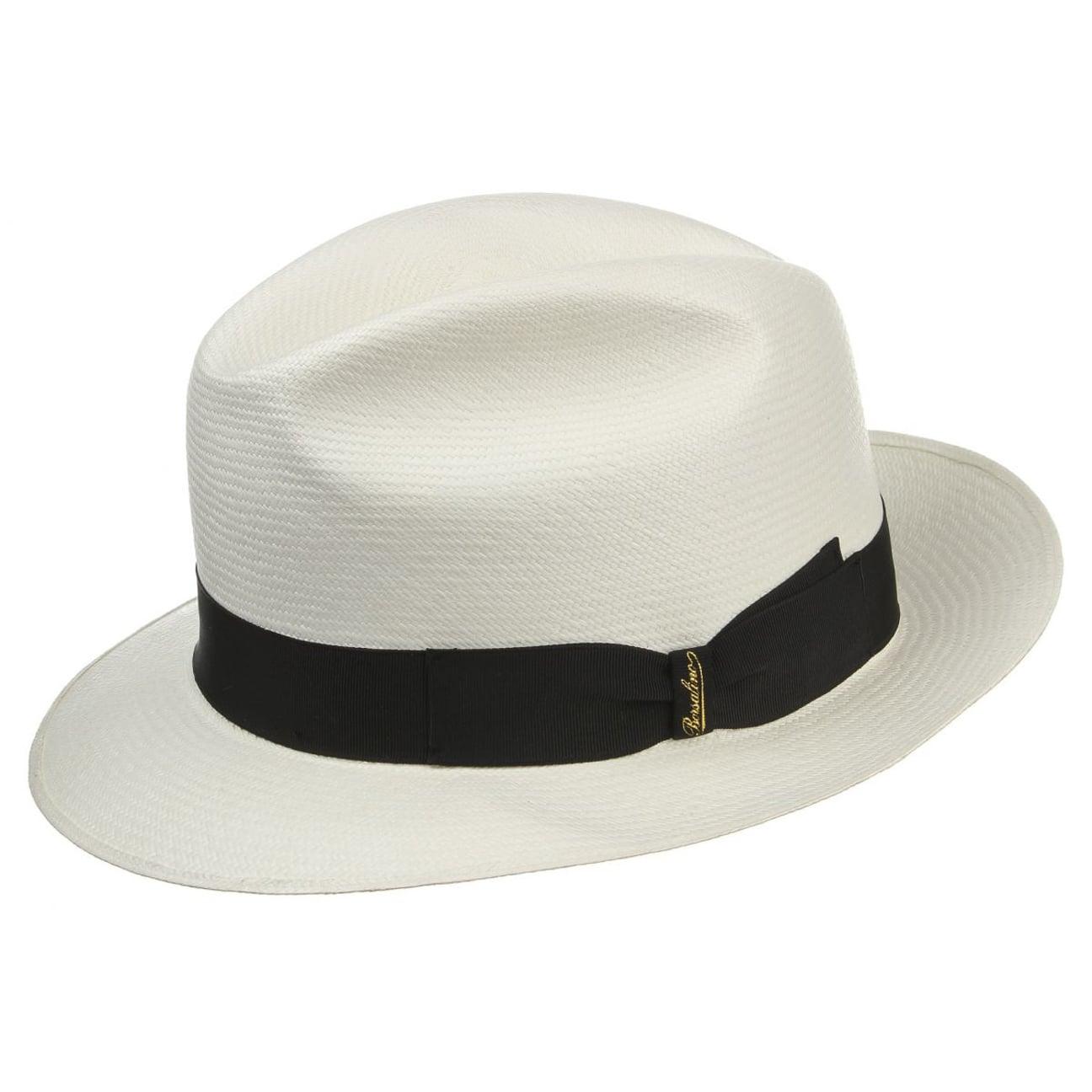 Sombrero de Paja de Hombre by Borsalino - Sombreros - sombreroshop.es 42d9813d11c