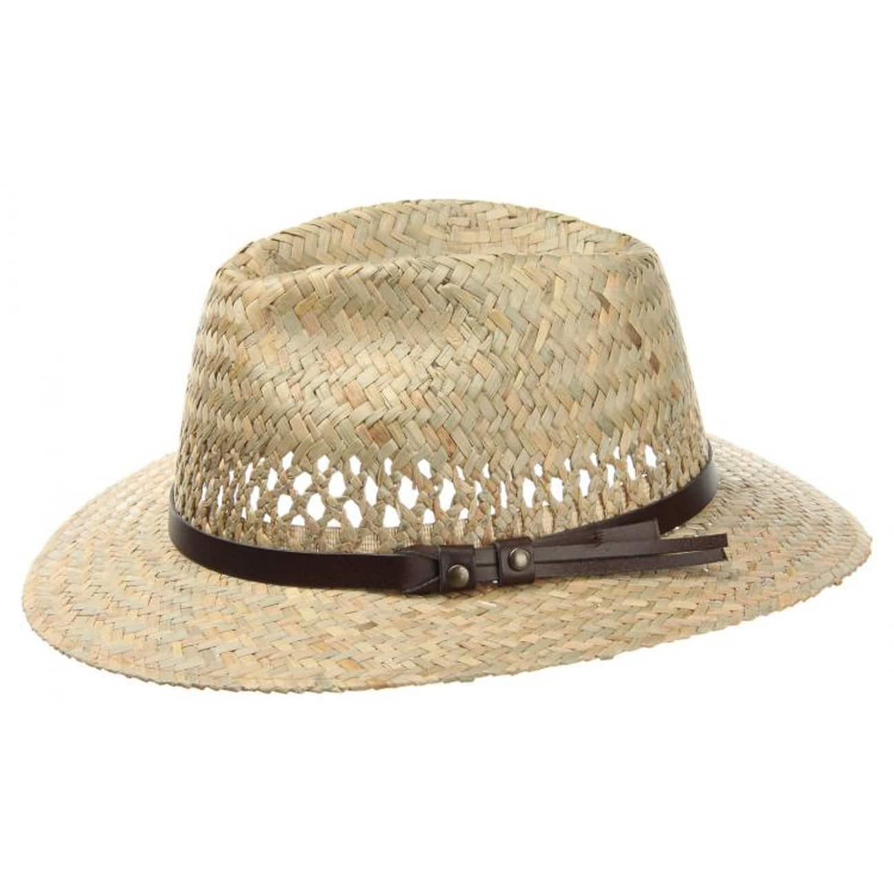 fa28243b6ed69 Sombrero de Paja para Niños Mallorca - natural 1