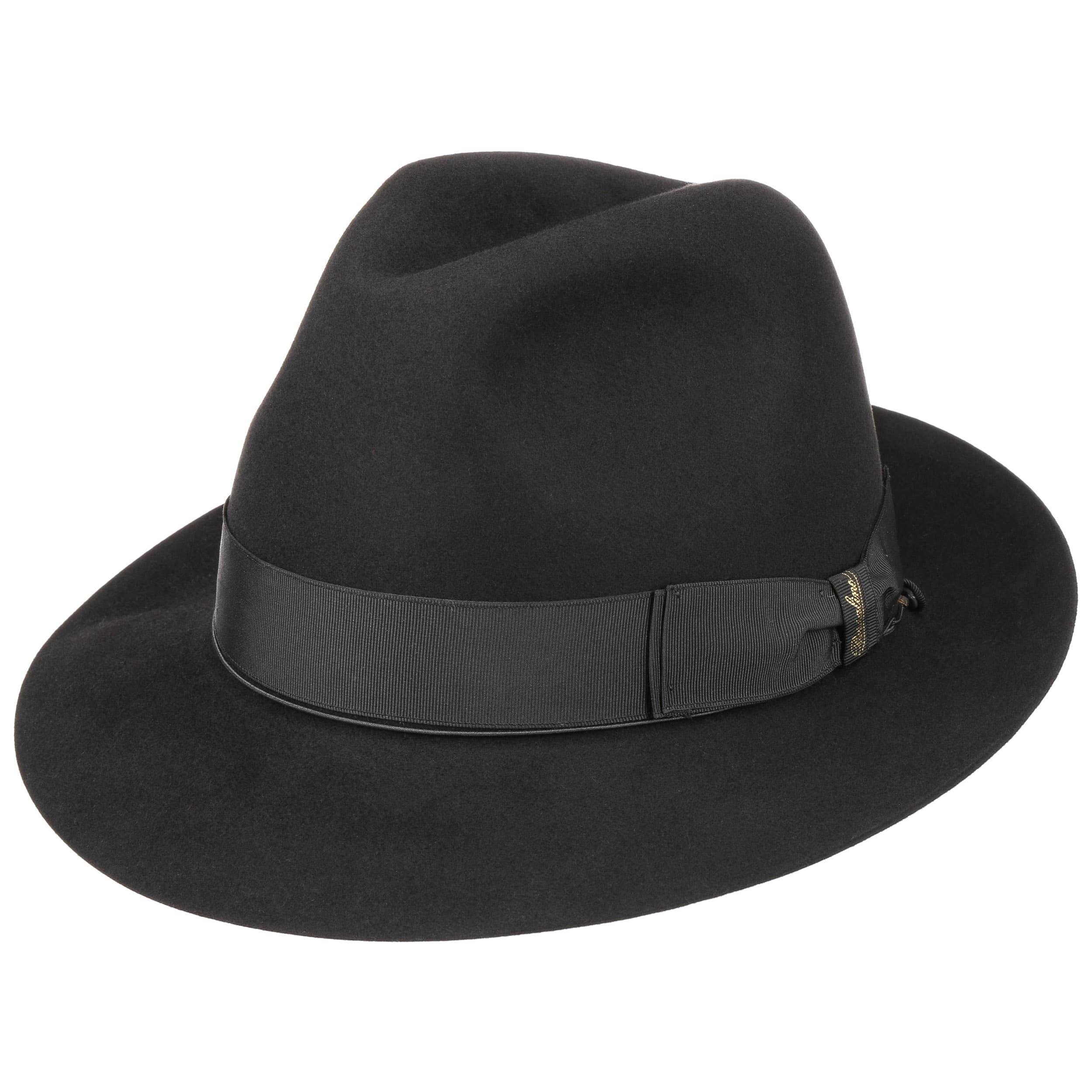 Sombrero de Pelo de Hombre by Borsalino - Sombreros - sombreroshop.es 2e209b37175