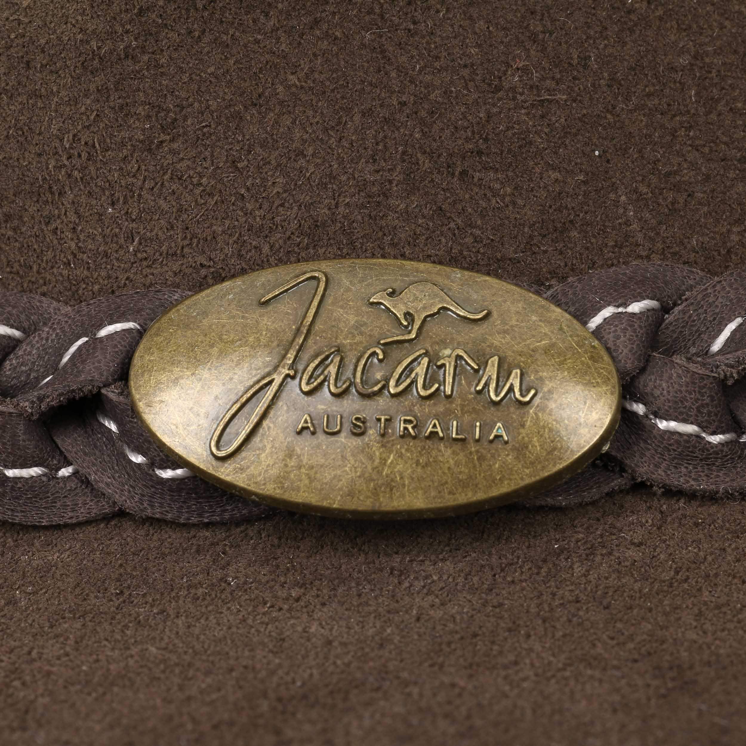 Sombrero de Piel Wallaroo Suede by Jacaru - Sombreros - sombreroshop.es aeb64c8f5fd1