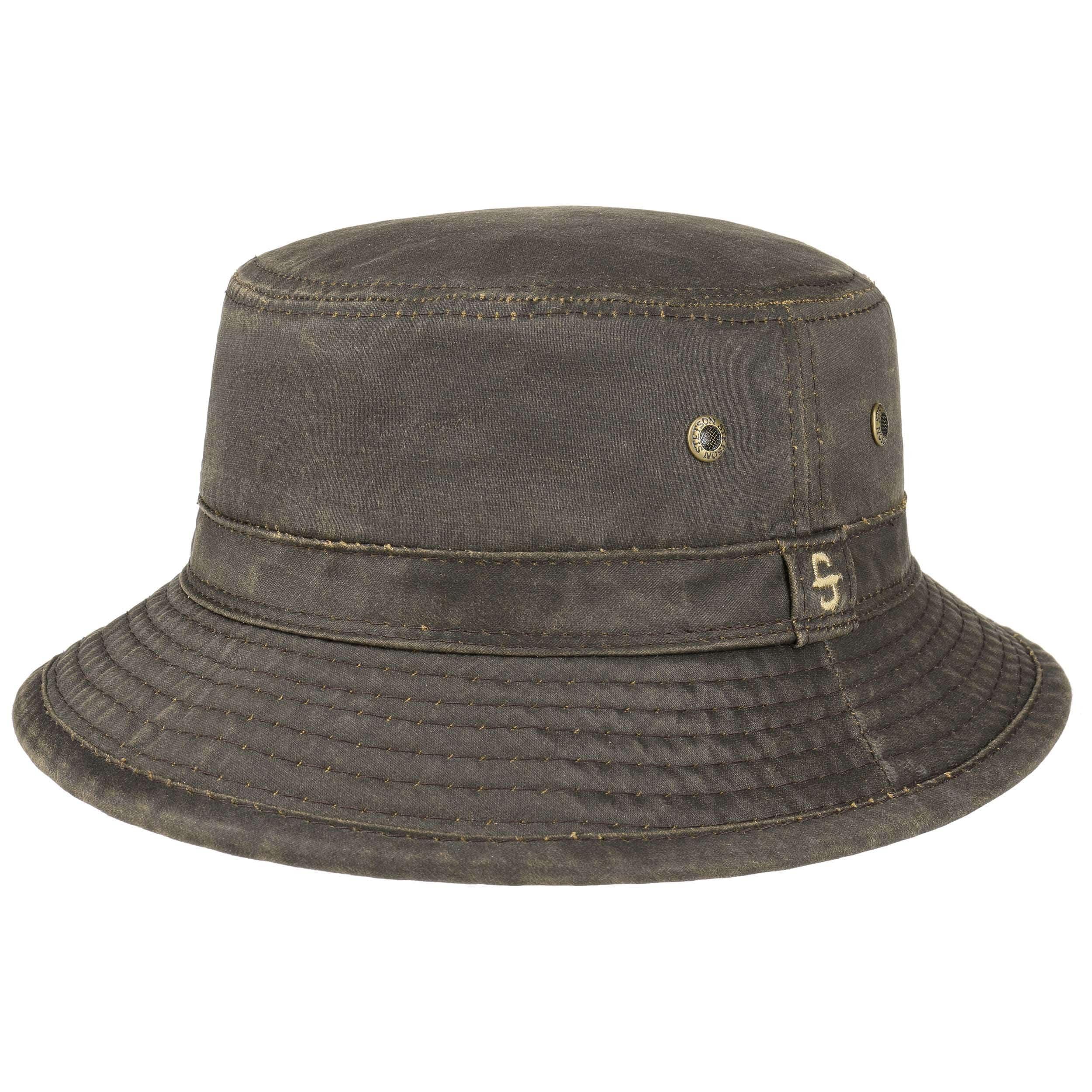 56150890288a2 Sombrero de Tela Drasco by Stetson - Sombreros - sombreroshop.es