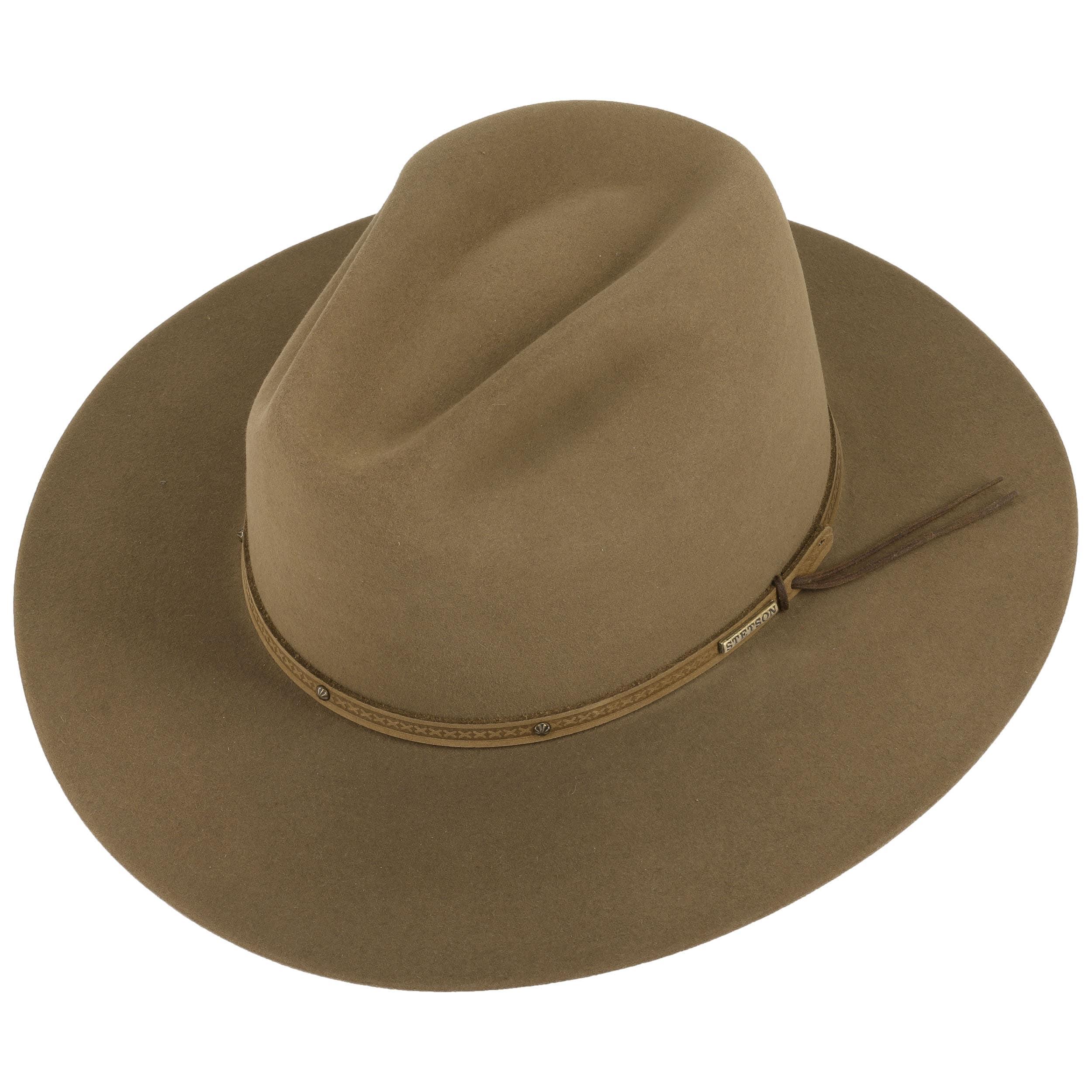 Sombrero de Vaquero Gunnison by Stetson - Sombreros - sombreroshop.es a72b4e1a8d5