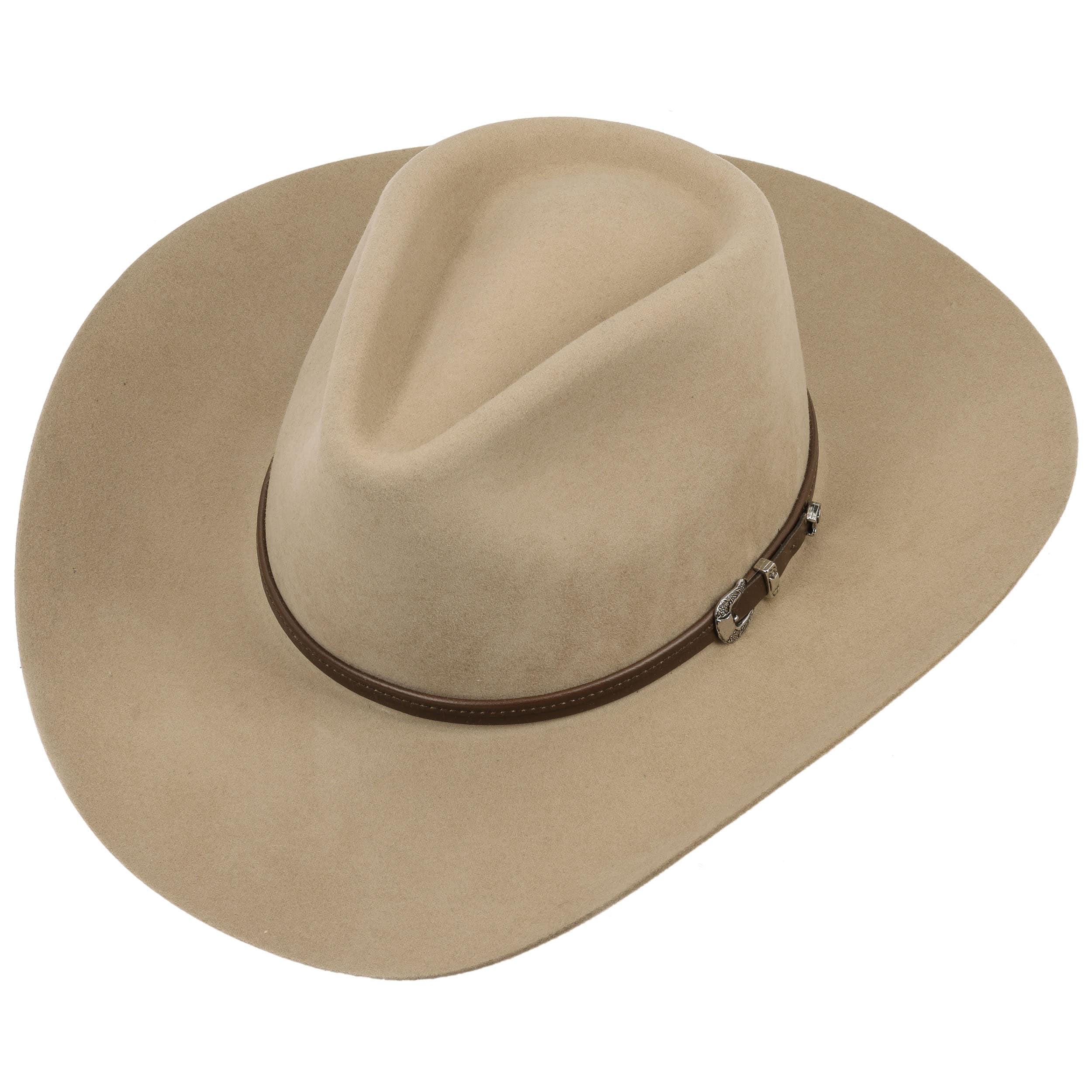 Sombrero de Vaquero Seneca 4X by Stetson - Sombreros - sombreroshop.es f9f6c7ec500