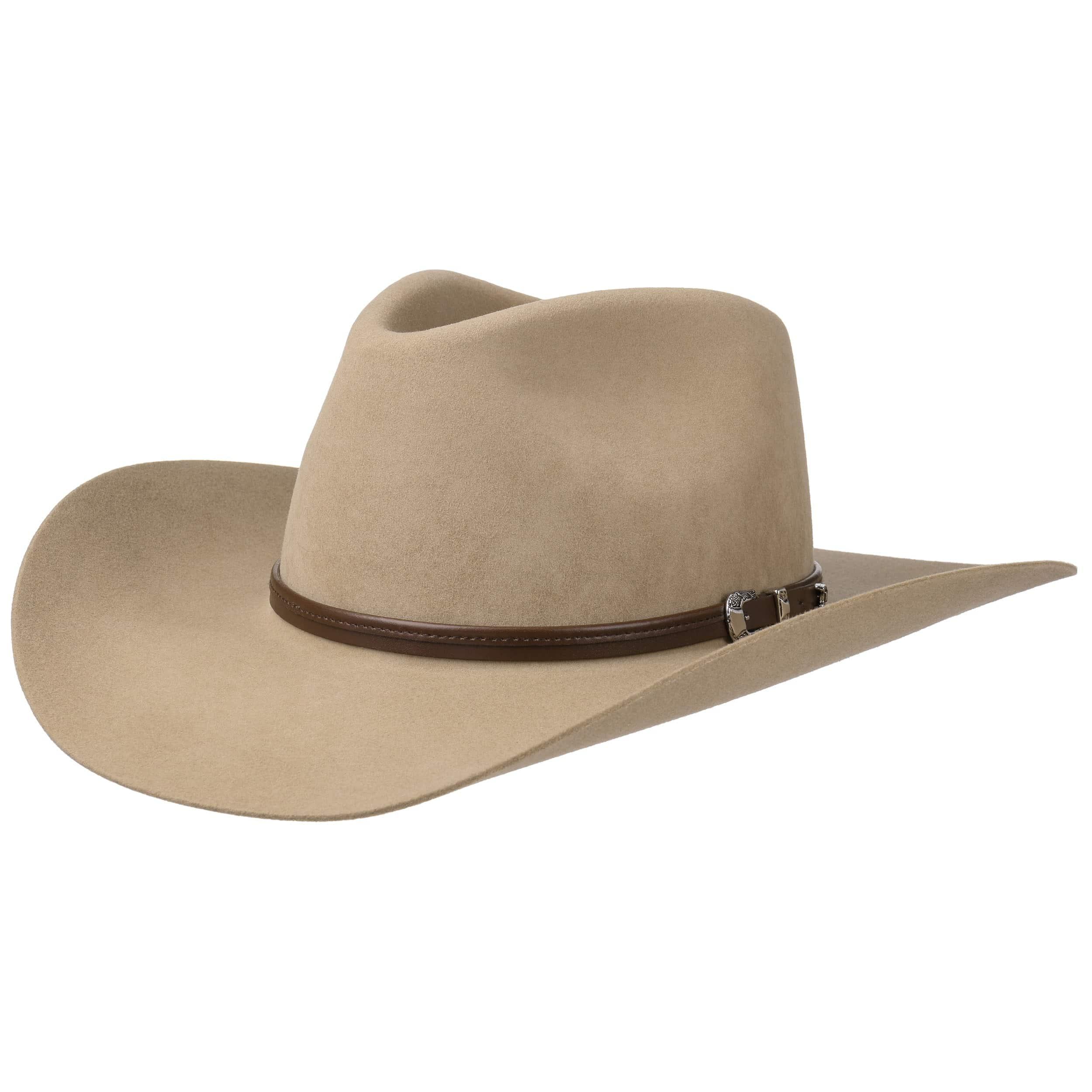 657e254eeed3e Sombrero de Vaquero Seneca 4X by Stetson - Sombreros - sombreroshop.es