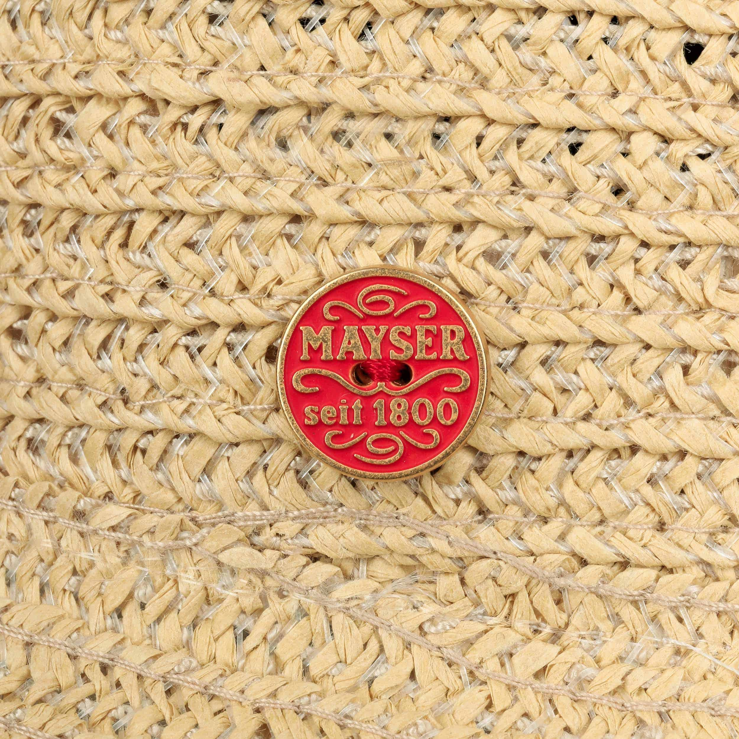 7555b182c5fab Sombrero de ala Ancha Sabina by Mayser - Sombreros - sombreroshop.es