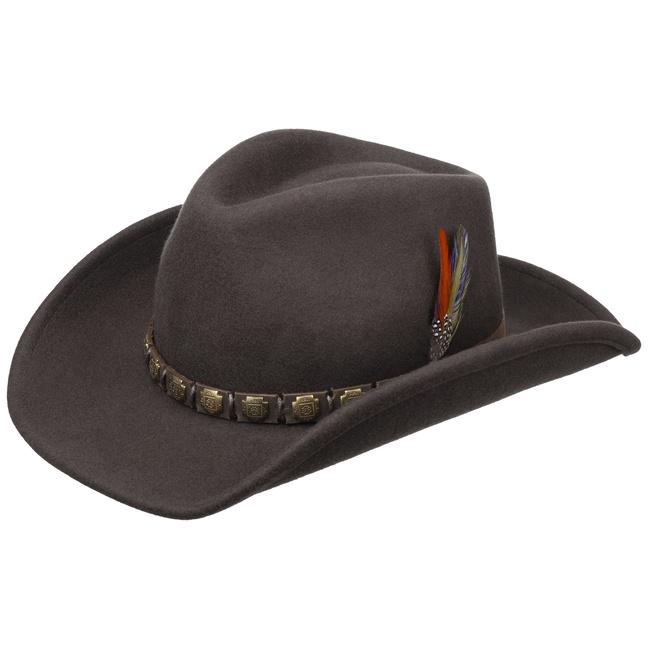 760ec7155d2a5 Sombrero del Oeste Hackberry by Stetson - Sombreros - sombreroshop.es