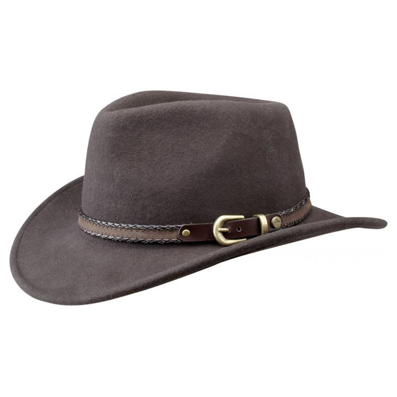 e64b0c7bf568f Sombrero del Oeste Sanger by Stetson - Sombreros - sombreroshop.es