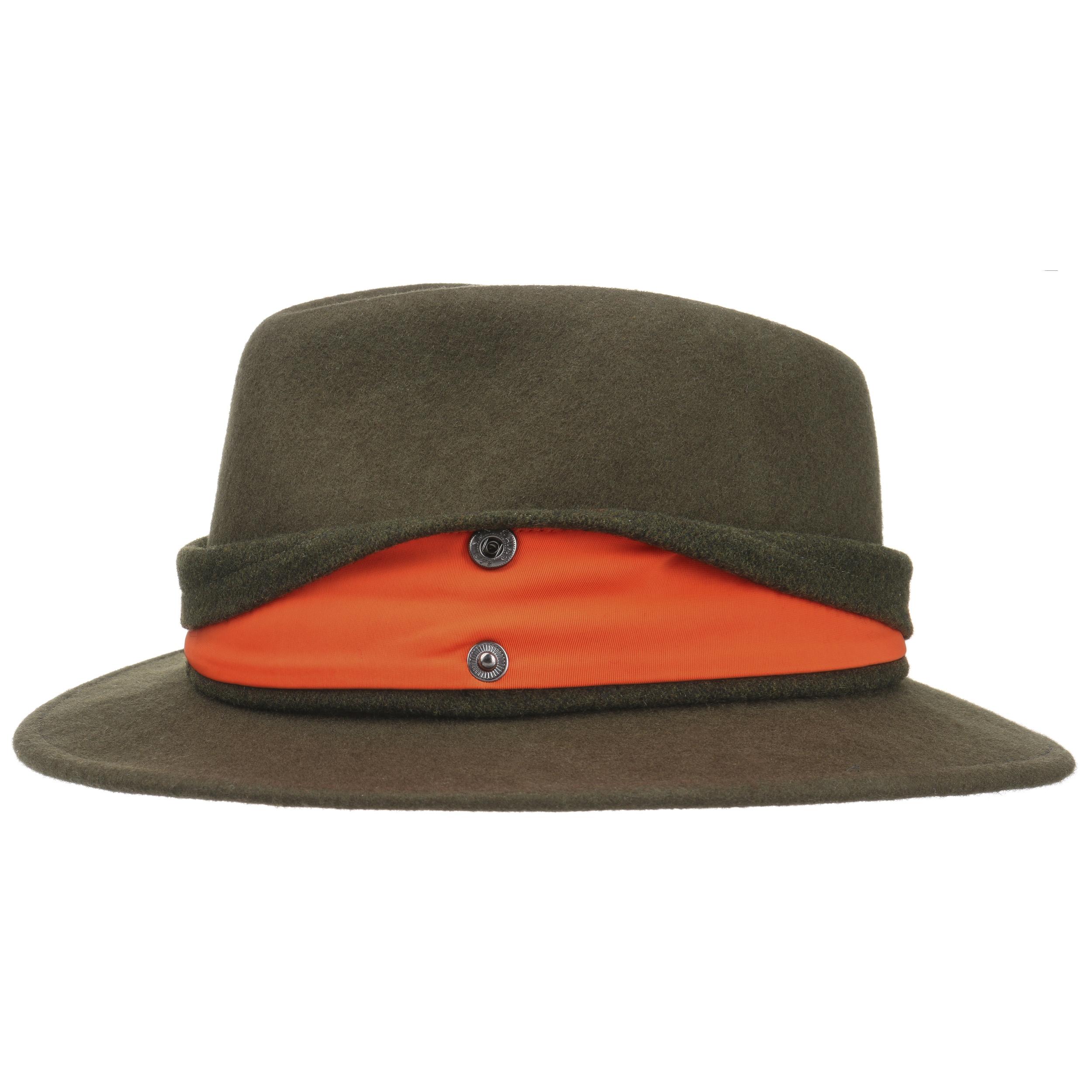 ... Sombrero para Cazar Hunting by Lierys - verde oliva 3 ... db443ac16f9