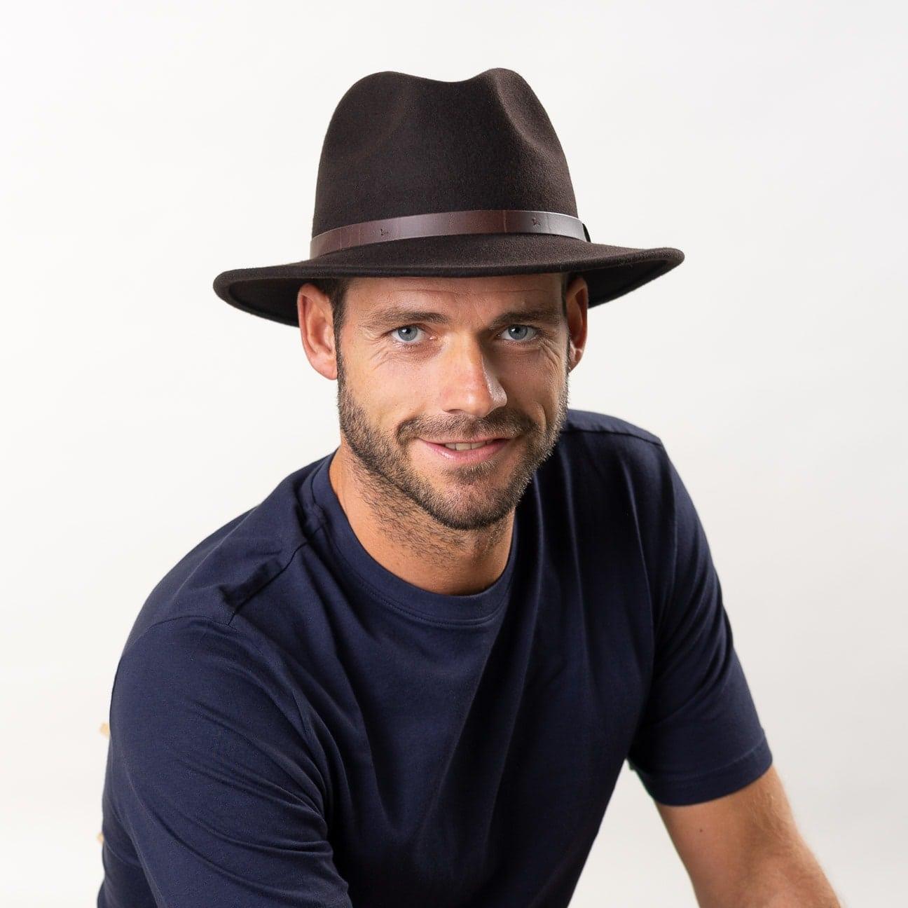 Sombrero para Enrollar by Lierys - Sombreros - sombreroshop.es c9392b87ab8