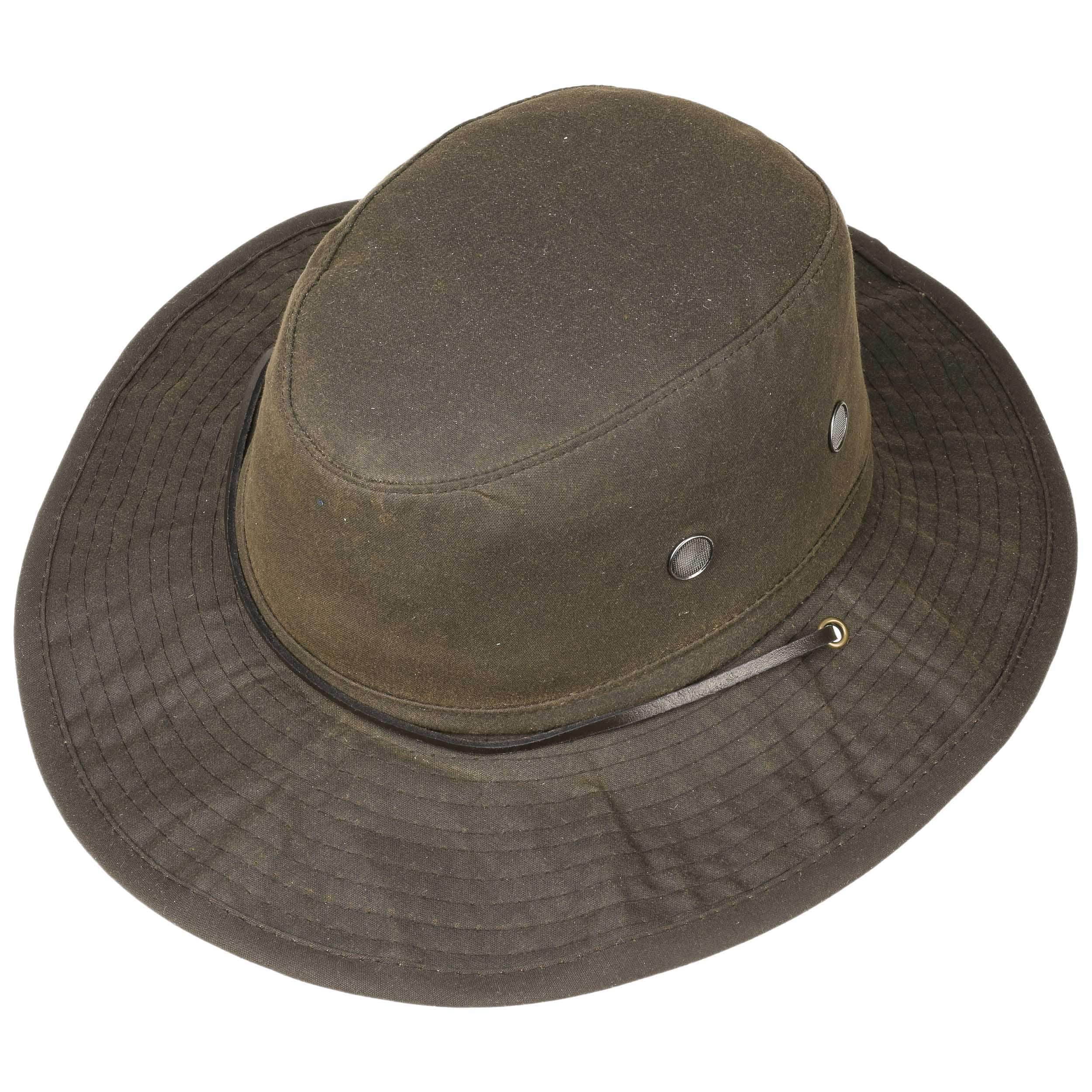cc60da18c58a Sombrero para el Sol Safari Oiled Cotton
