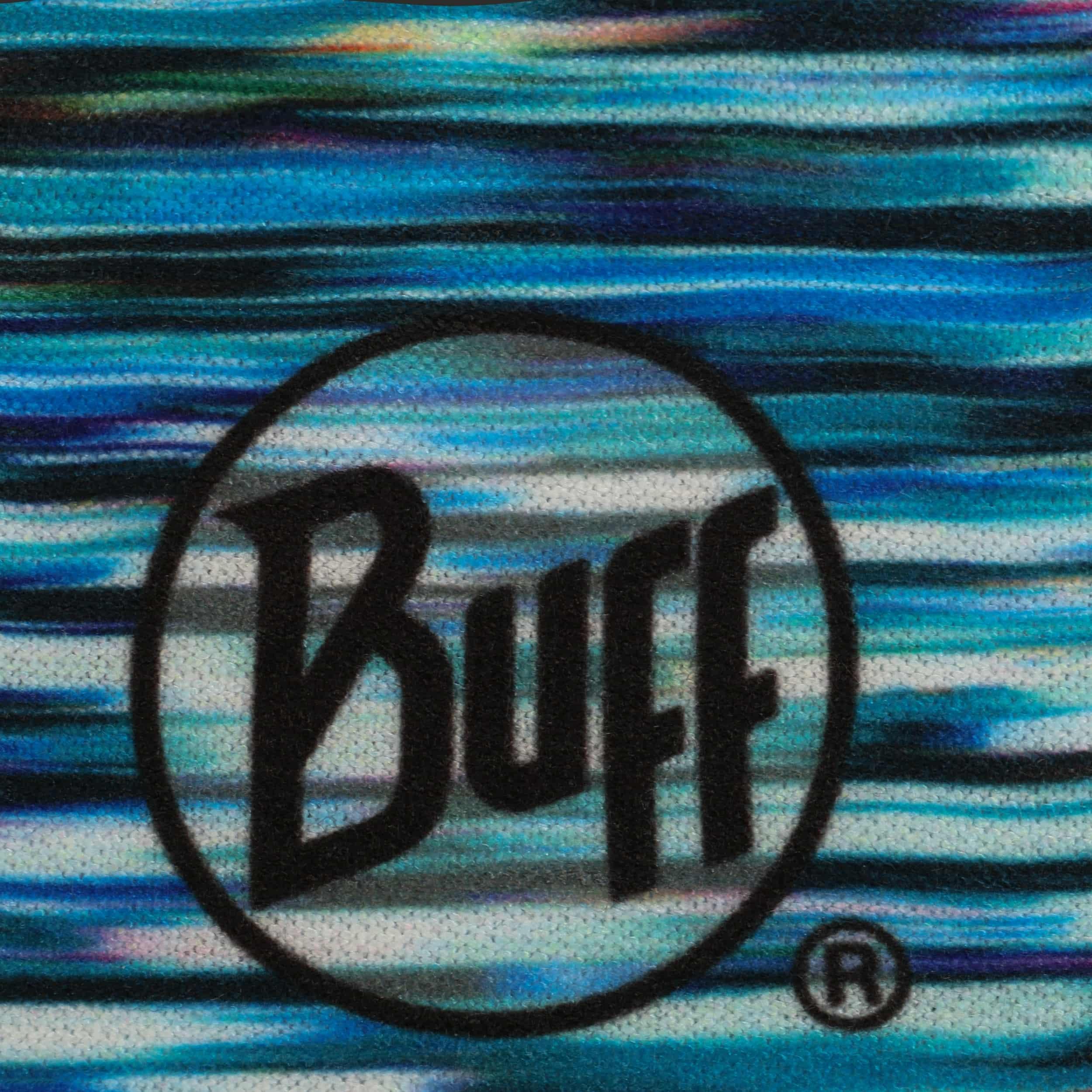 Buff Tubular Multifuncional Zane Blue Mine Cinta para la Cabeza Bandana