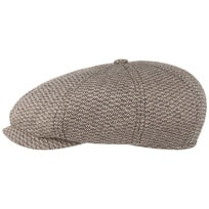 Gorra 8 Panel Heritage Silk Wool by Stetson - Gorros - sombreroshop.es 8702fe8449c