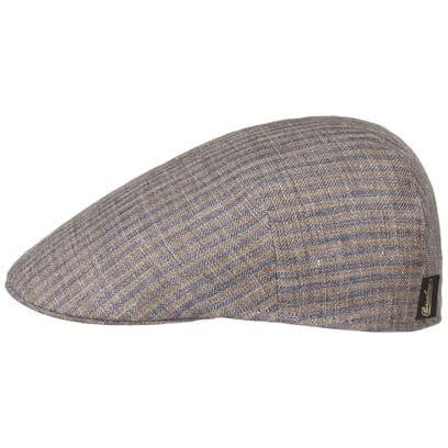 Gorra Duckbill Stripes by Borsalino - Gorros - sombreroshop.es 44b07526386e