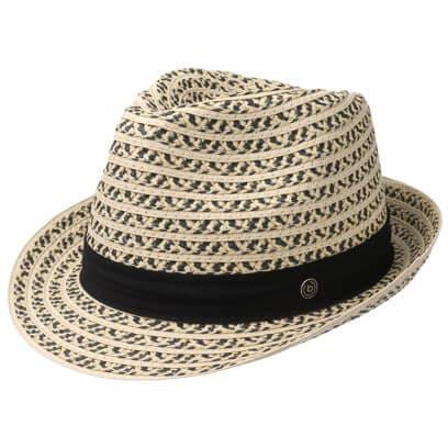 Sombrero Twotone Pattern Trilby by bugatti - Sombreros - sombreroshop.es dbfeaa34c334