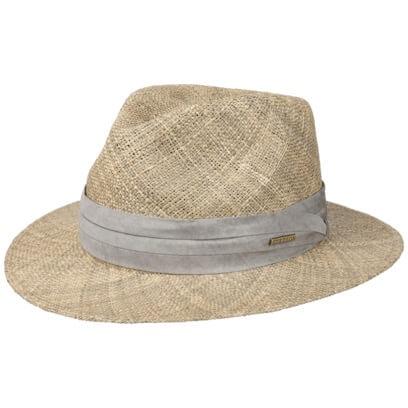 Sombrero de Paja Caney Seagrass by Stetson - Sombreros - sombreroshop.es 7c26cafba4b