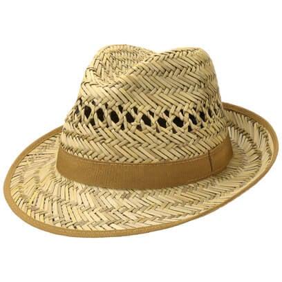 Sombrero de Paja Carovigno Vented by Lipodo - Sombreros - sombreroshop.es 520b03d7c63