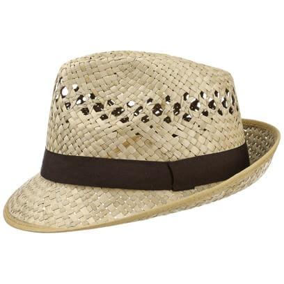 Sombrero de Paja Classic Trilby by Lipodo - Sombreros - sombreroshop.es 8eebc812100