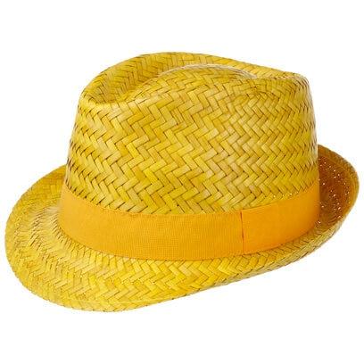 Sombrero de Paja Valencia Trilby - Sombreros - sombreroshop.es 02fc4e05bba
