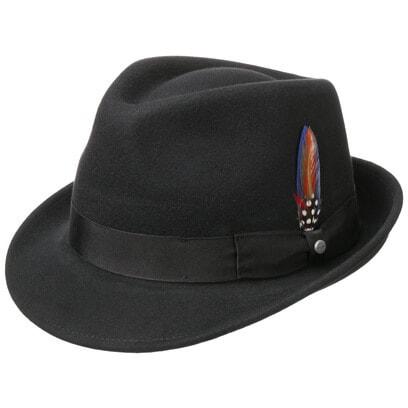 Trilby de Fieltro Elkader by Stetson - Sombreros - sombreroshop.es 0180f24cfbc
